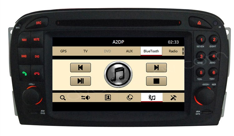 r230 dvd gps head unit