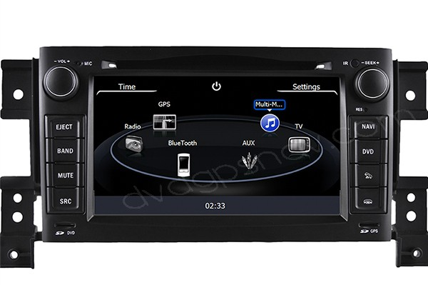 grand vitara navigation