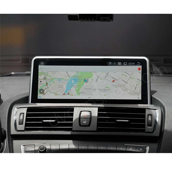 BMW F20 android screen