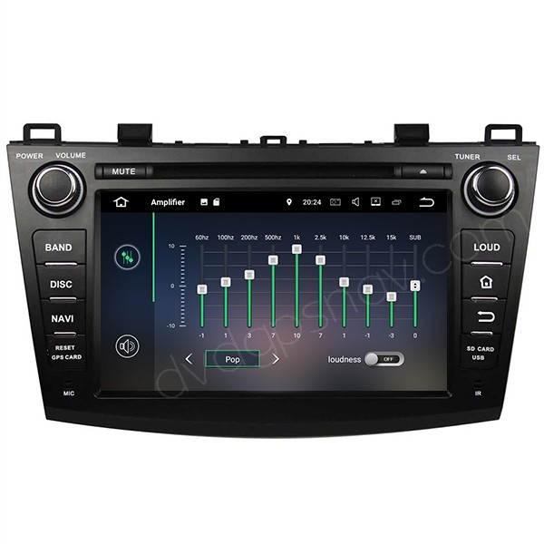 android mazda 3 radio