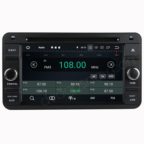suzuki jimny radio upgrade