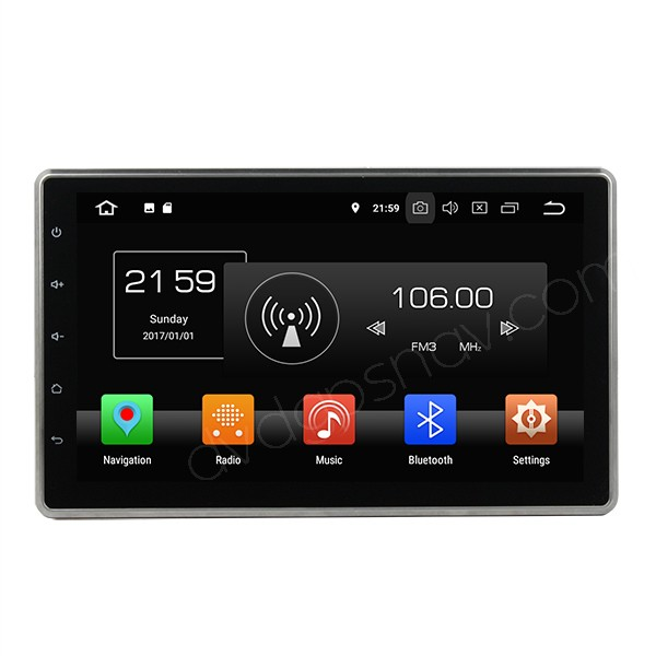 double din radio android