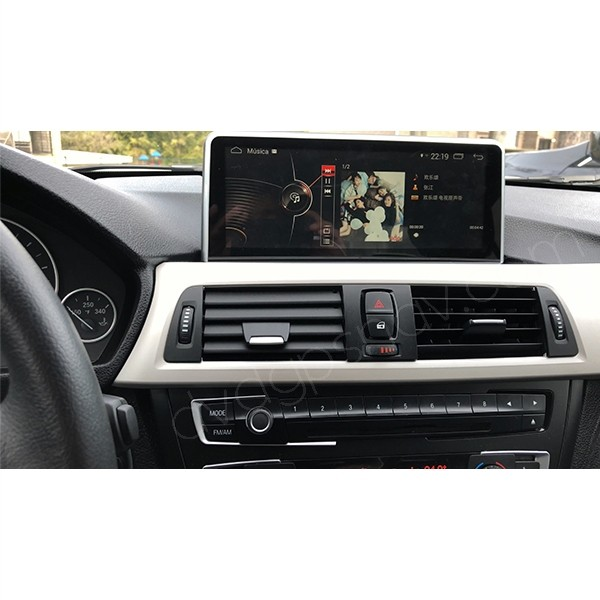 BMW F30 Android Screen