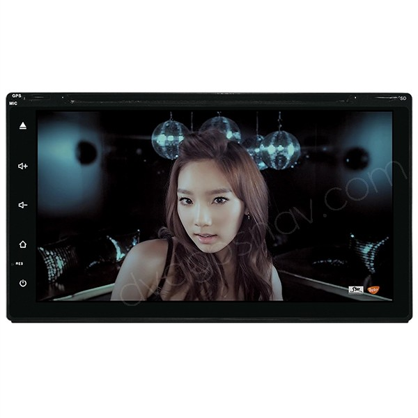 android 9 double din head unit