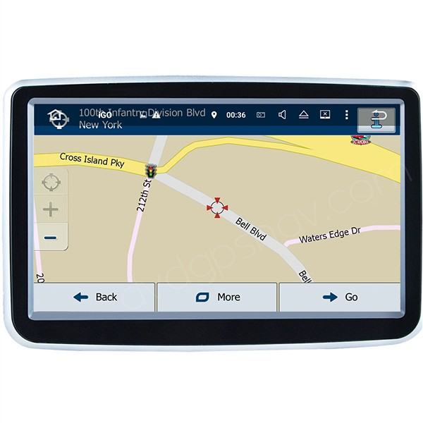 mercedes b w246 android navigation