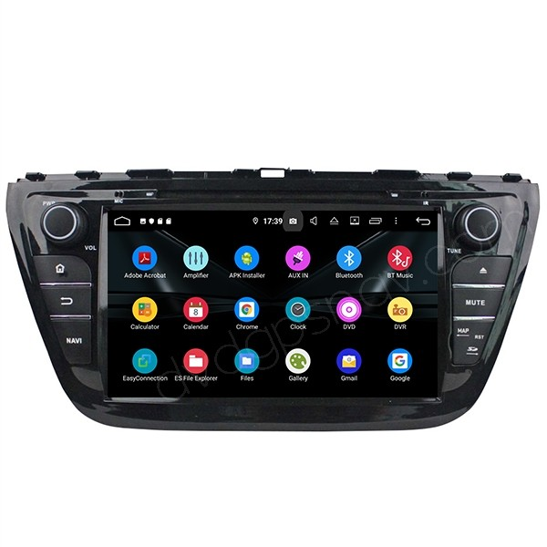 sx4 s cross android head unit