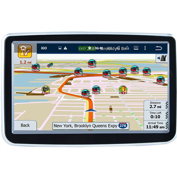 mercedes a w176 android gps