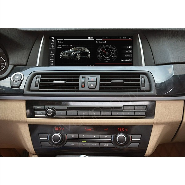 bmw f10 head unit replacement