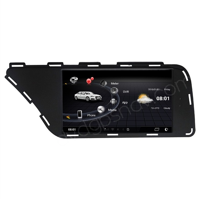 Audi A5 android head unit