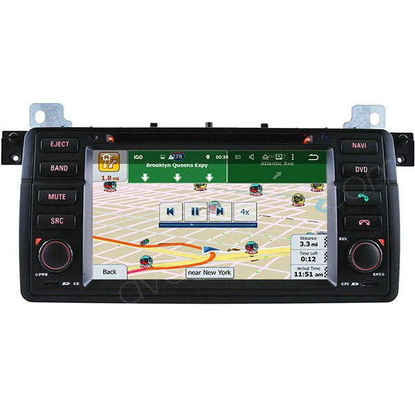 installation android bmw e46 m3 navigation