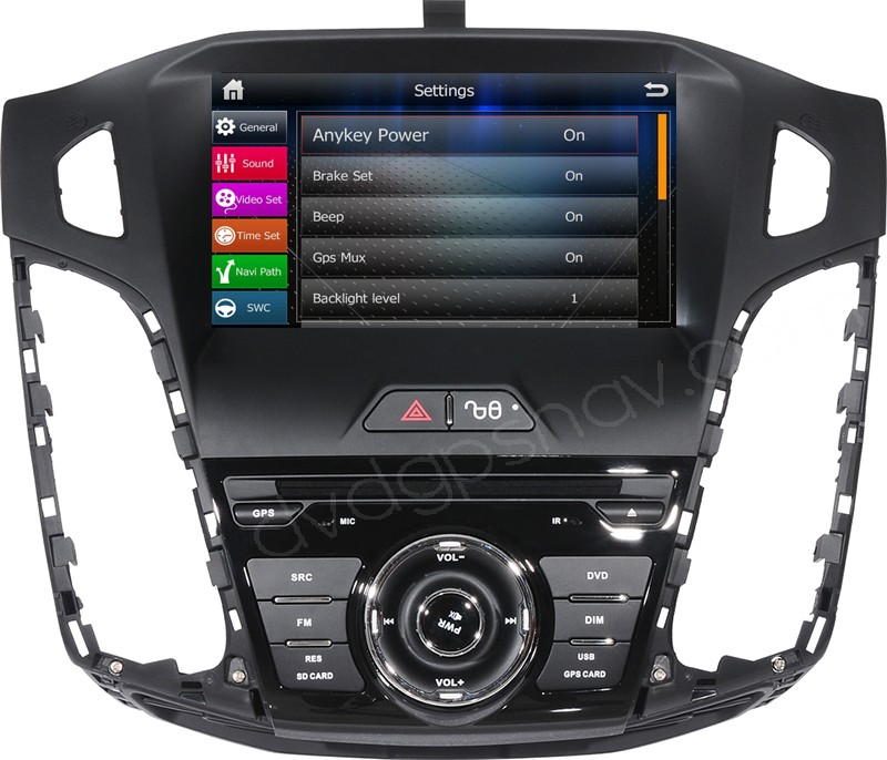 in dash 2012 ford focus dvd player 2012 ford focus gps. Black Bedroom Furniture Sets. Home Design Ideas