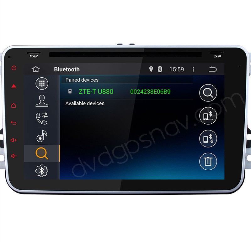 android gps vw