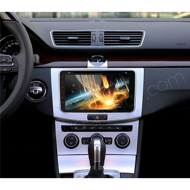 installation vw android dvd gps