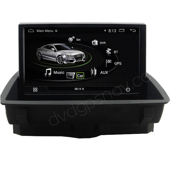 Android Audi Q3 GPS