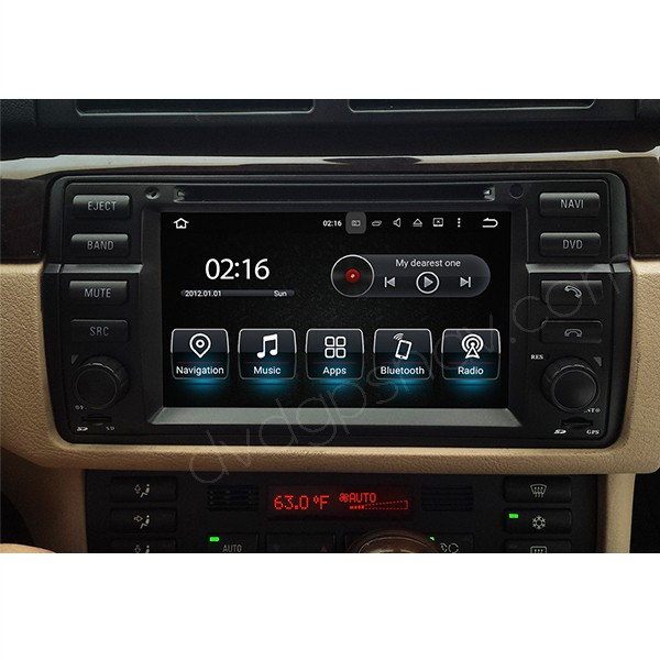 BMW E46 M3 Radio Android Head Unit Multimedia Navigation