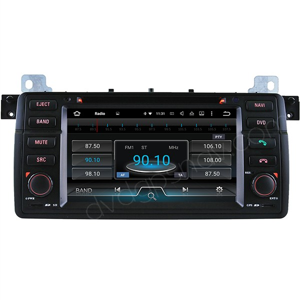 bmw e46 android radio