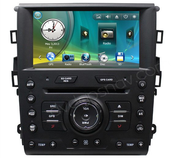 ford mondeo dvd player