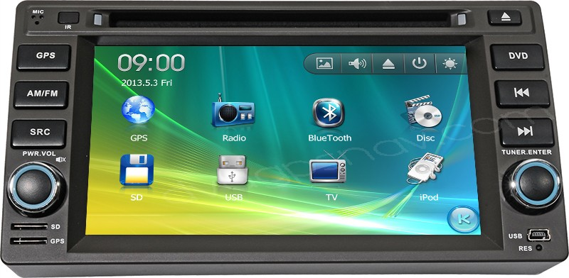 geely vision dvd player