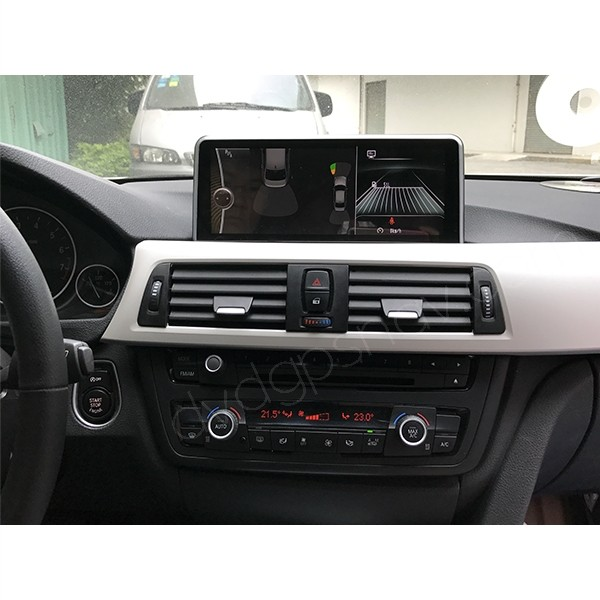10 25 inch Android BMW F30 Navigation GPS Radio Upgrade Aftermarket