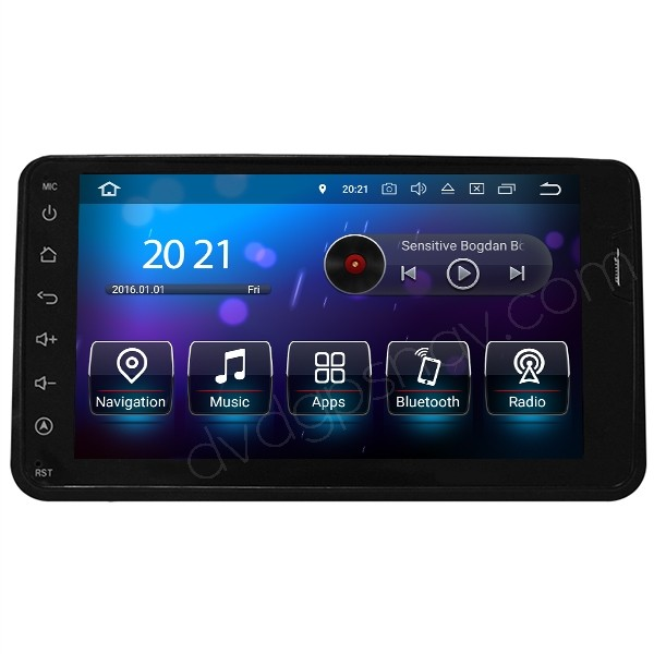 suzuki jimny head unit upgrade