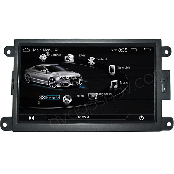 Android Audi Q5 head unit