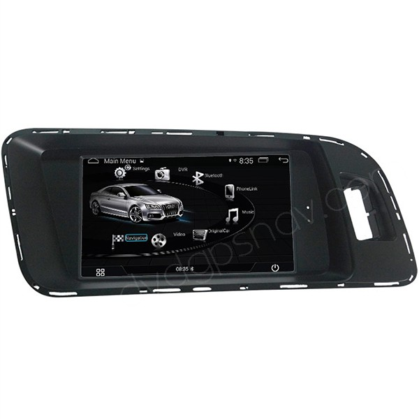Audi Q5 A5 Android navigation