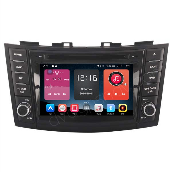 2012 suzuki swift android navigation