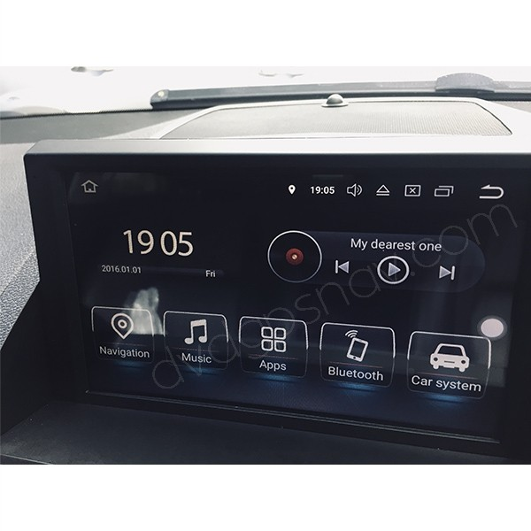 Mercedes Benz W204 Android Head unit | W204 Android Screen
