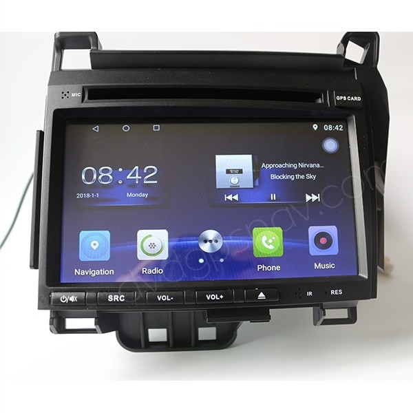 Lexus CT200h DVD Player - Lexus CT200h Navigation GPS DVD Radio Head unit