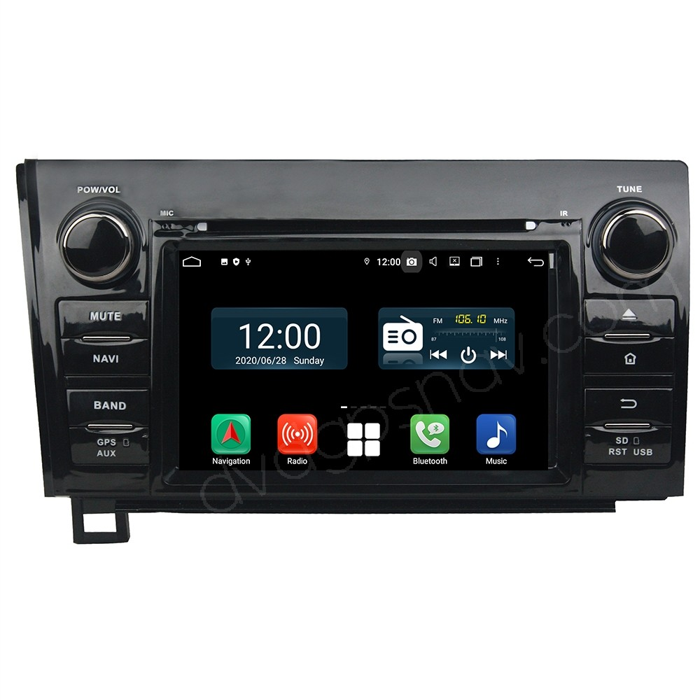"7"" Toyota Tundra Radio Replacement Stereo Upgrade Android Head Unit"