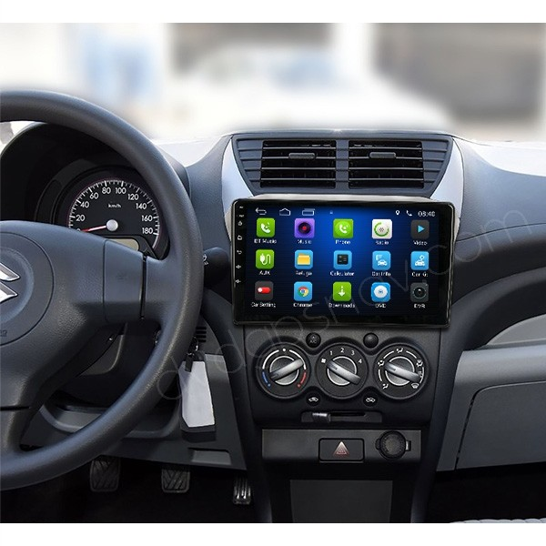 Suzuki Alto Stereo Radio Upgrade with Android GPS Navigation Bluetooth WiFi Navi Head Unit