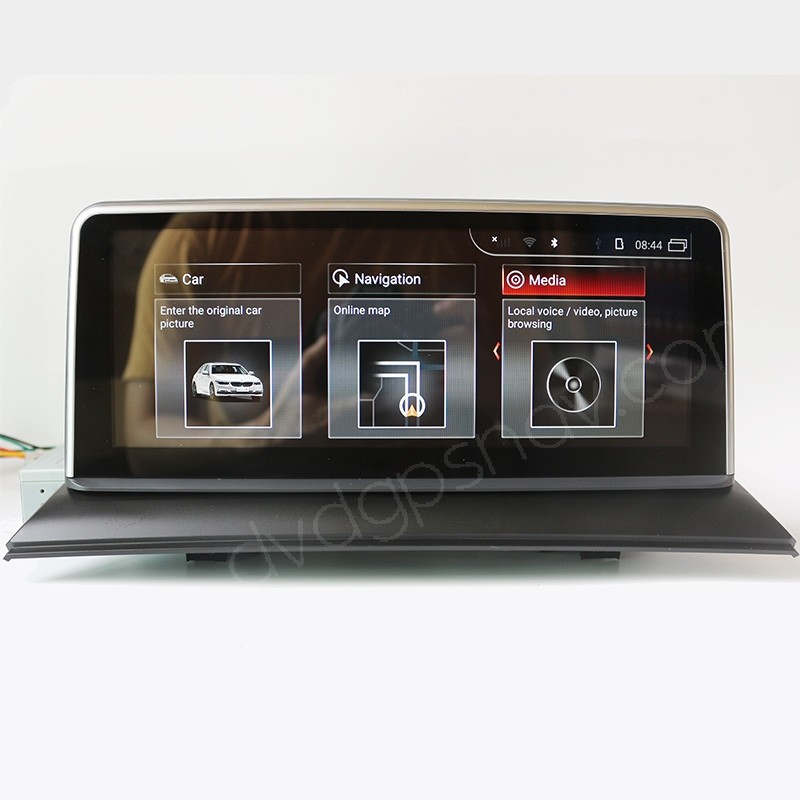 "BMW X3 E83 Android Head Unit 10.25"" Touch Screen Multimedia Navigation System Aftermarket"