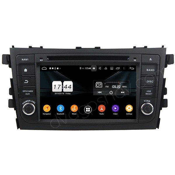 Aftermarket Alto Celerio Cultus Car DVD Navigation Radio Upgrade Android Head Unit