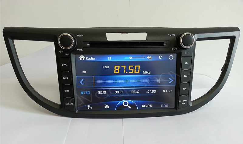 2012 2013 Honda CRV Radio Touch screen DVD player with Navigation GPS system