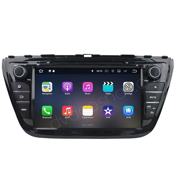 Android Suzuki S Cross SX4 Navigation DVD GPS Multimedia System Car Stereo Upgrade