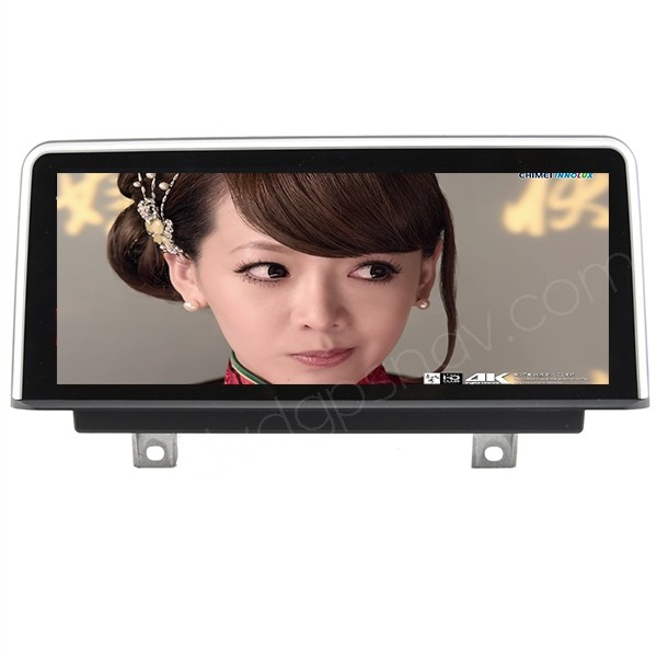 10.25 inch Android BMW F30 Navigation GPS Radio Upgrade Aftermarket Head Unit System