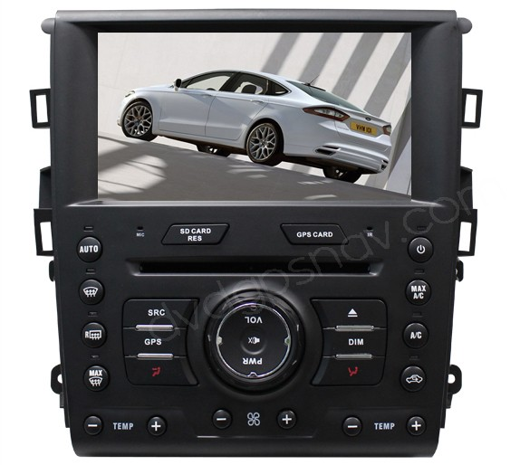 Ford Mondeo Car DVD Player Radio GPS Navigation Head unit for 2013 2014 2015 Ford Mondeo Fusion