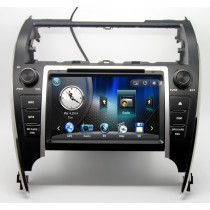 "8"" Toyota Camry Radio Car DVD Player GPS Navigation Bluetooth CAN-BUS Stereo Head unit"