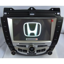 7th Honda Accord Radio DVD Player GPS Navigation Touch screen Head unit