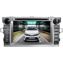 Toyota Verso DVD player - Toyota  Verso GPS navigation touch screen
