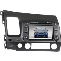 2007-2011 Honda Civic DVD Player - Honda Civic GPS navigation Left/Right Hand Drive