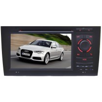 Audi A6 DVD Player Audi A6 Navigation GPS Nav Kit with Can-Bus Radio