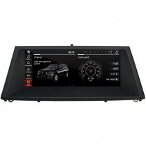 BMW X5 E70 X6 E71 Android Head Unit with Aftermarket Navigation