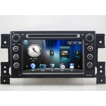 Car DVD Player Suzuki Grand Vitara DVD GPS Radio Navigation Head unit