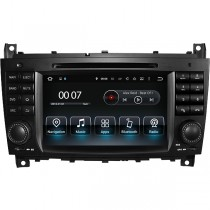 Mercedes Benz C-Class W203 Android Navigation DVD Radio GPS Bluetooth WiFi HD Touch Screen