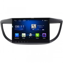 "10.1"" Android Honda CRV GPS Navigation Car Bluetooth System Quad-Core 16GB HD Touch Screen Head unit"