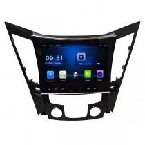 "9"" Android Hyundai Sonata Navigation GPS Radio Head Unit Music Video Player"