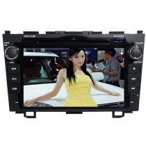 Honda CRV DVD GPS Navi Head unit 2Din car Radio - US$256
