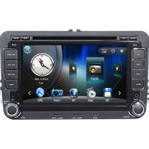 Car DVD GPS Navi for VW Magotan/Bora/Golf with Bluetooth Touch screen - US$269