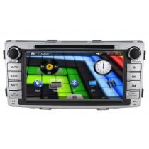2 Din Toyota Hilux DVD Player Radio Toyota Hilux GPS navigation Head unit